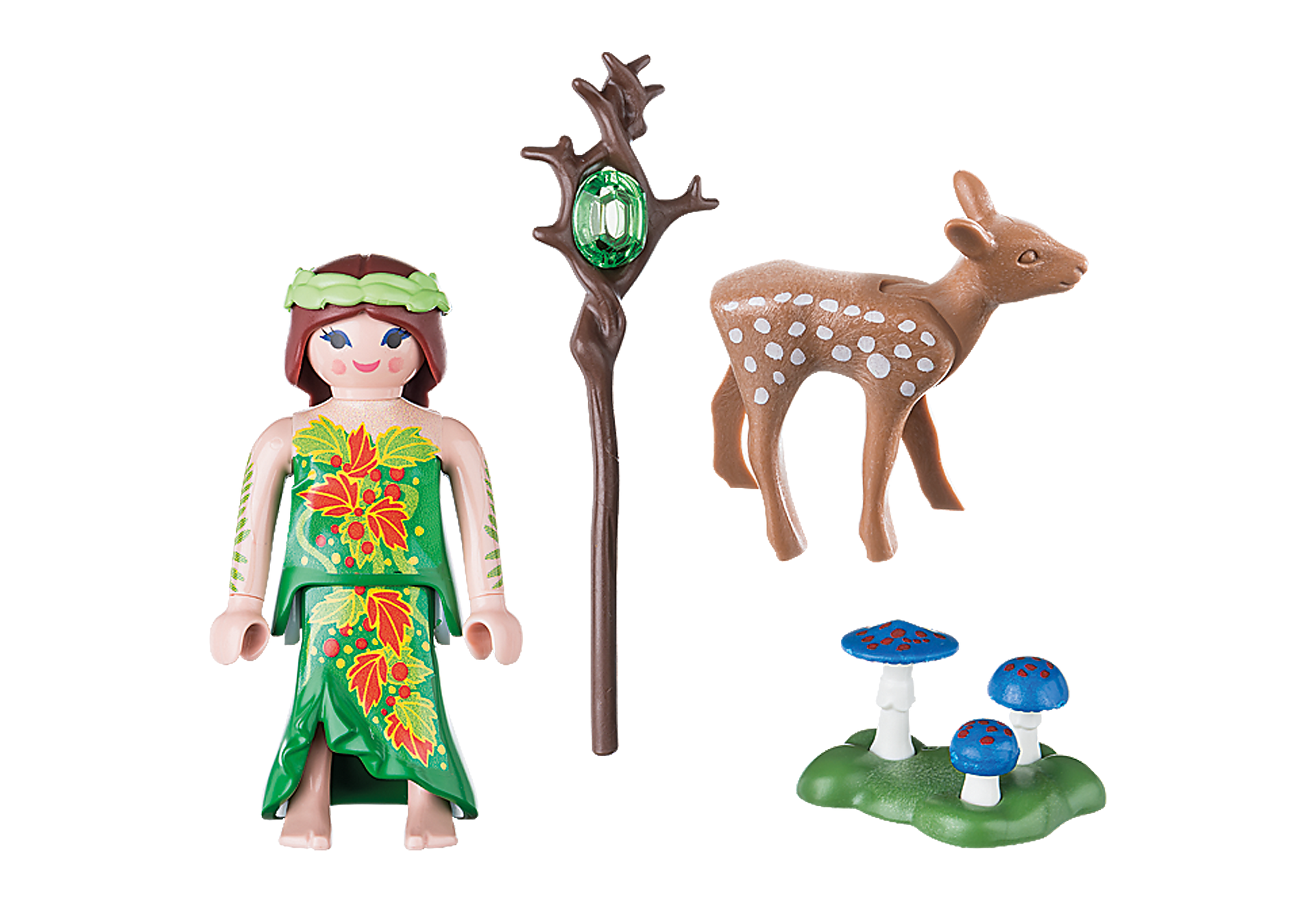 70059 Fairy with Deer zoom image3