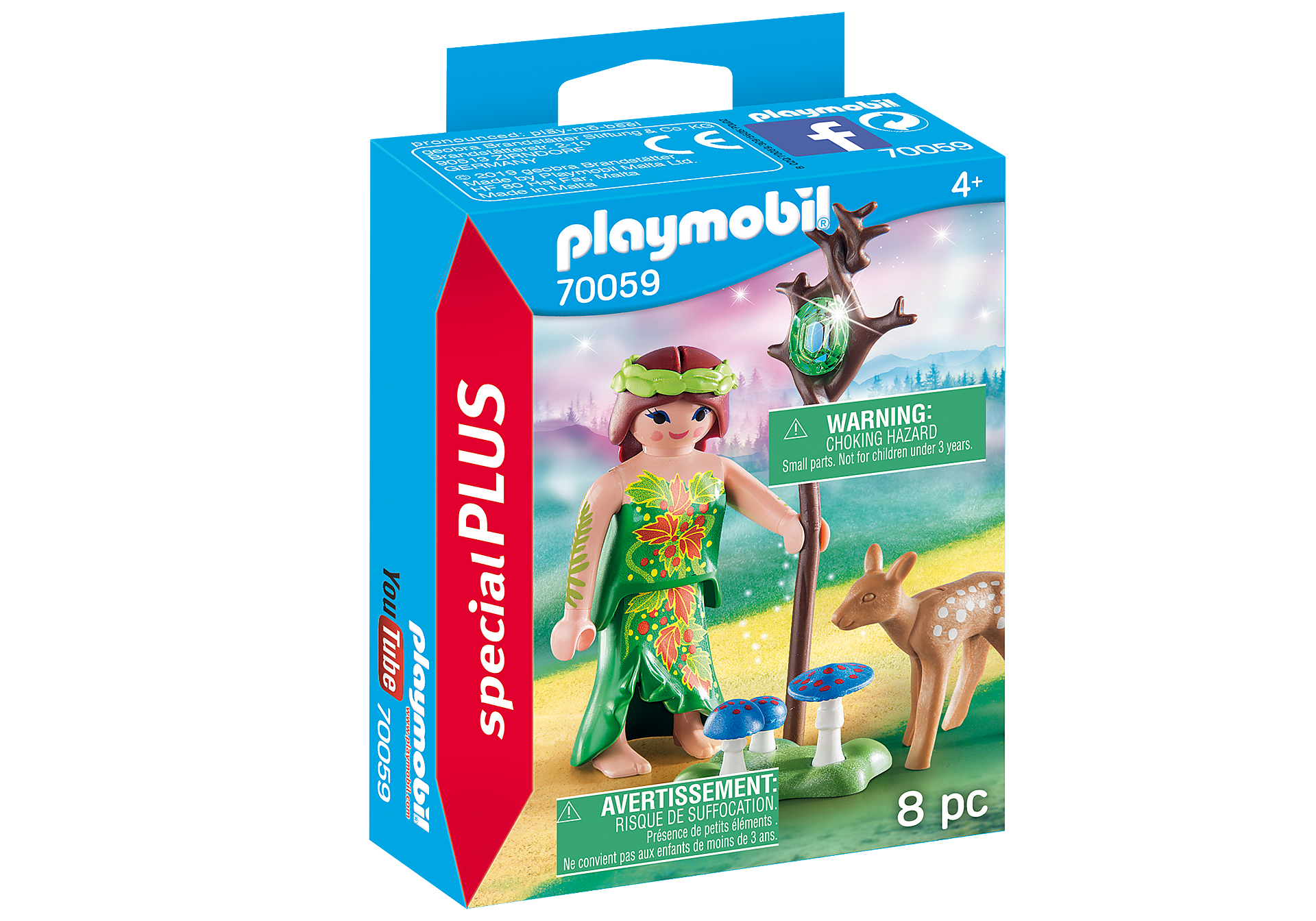 http://media.playmobil.com/i/playmobil/70059_product_box_front/Älva med rådjur