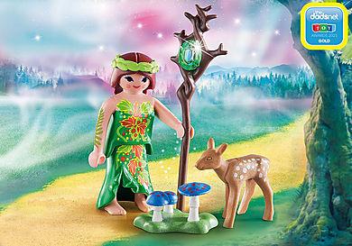 70059 Fairy with Deer