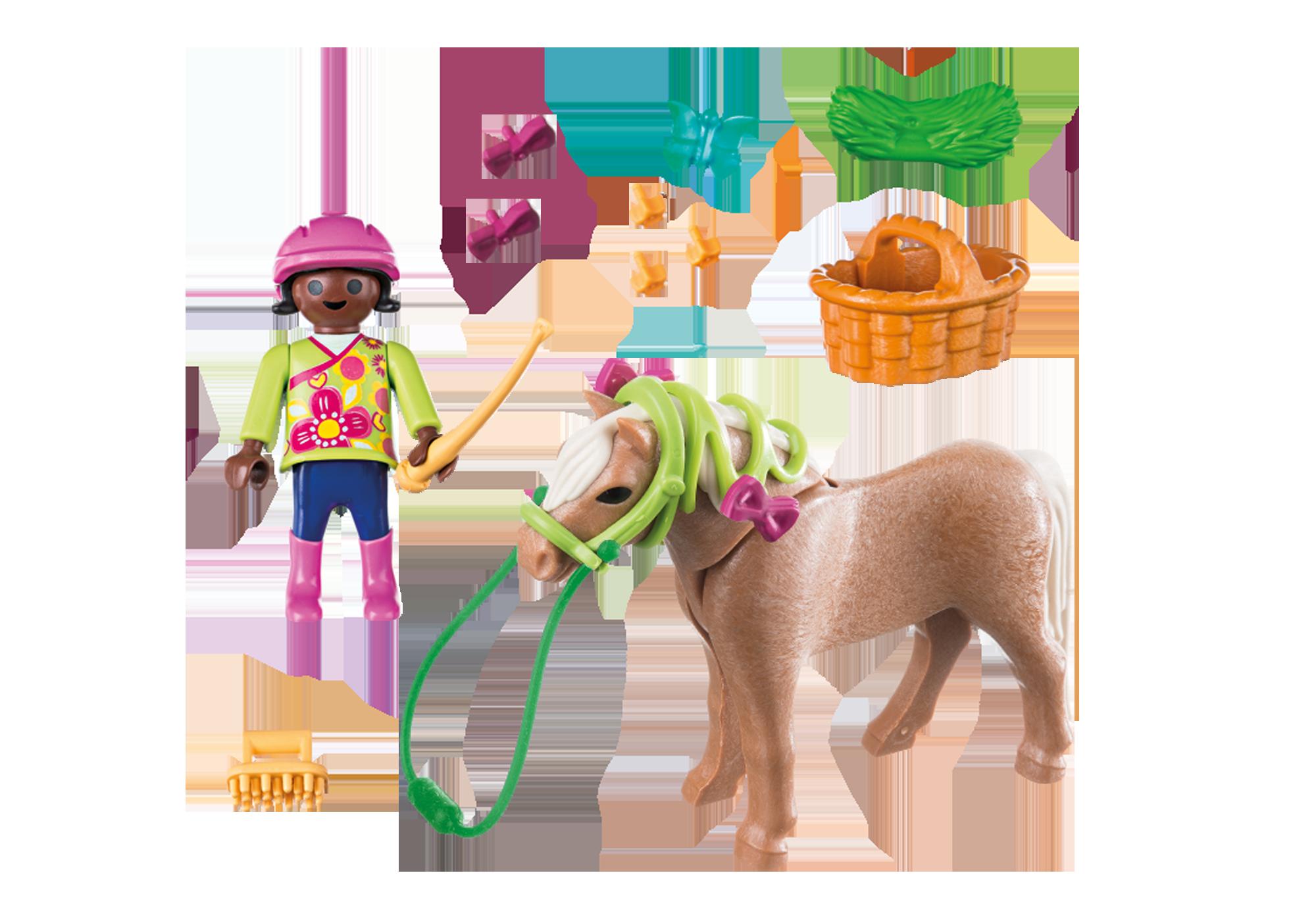 http://media.playmobil.com/i/playmobil/70060_product_box_back/Pige med pony
