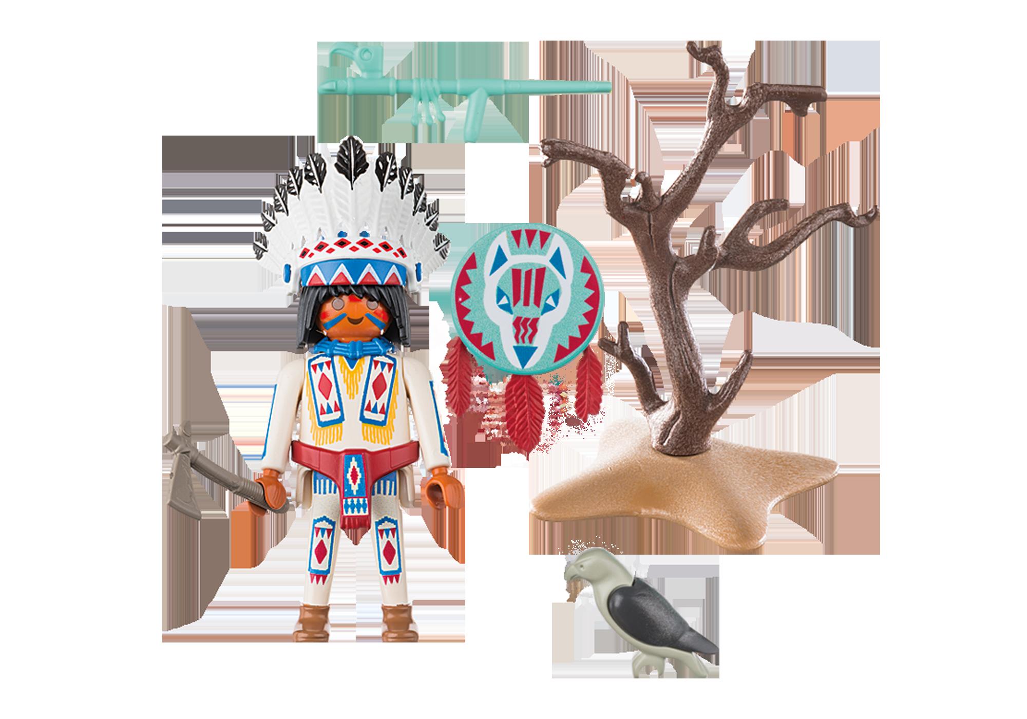http://media.playmobil.com/i/playmobil/70062_product_box_back/Native American Chief