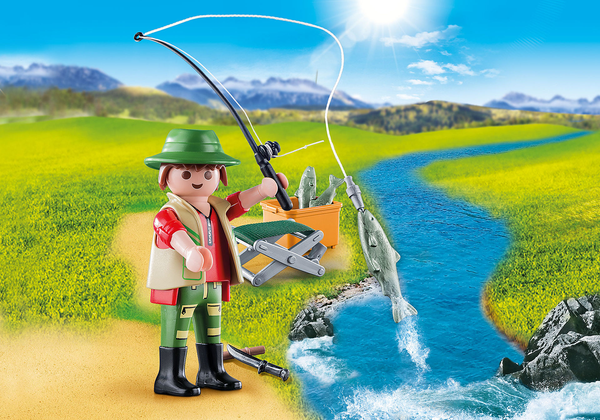 http://media.playmobil.com/i/playmobil/70063_product_detail/Pêcheur à la ligne