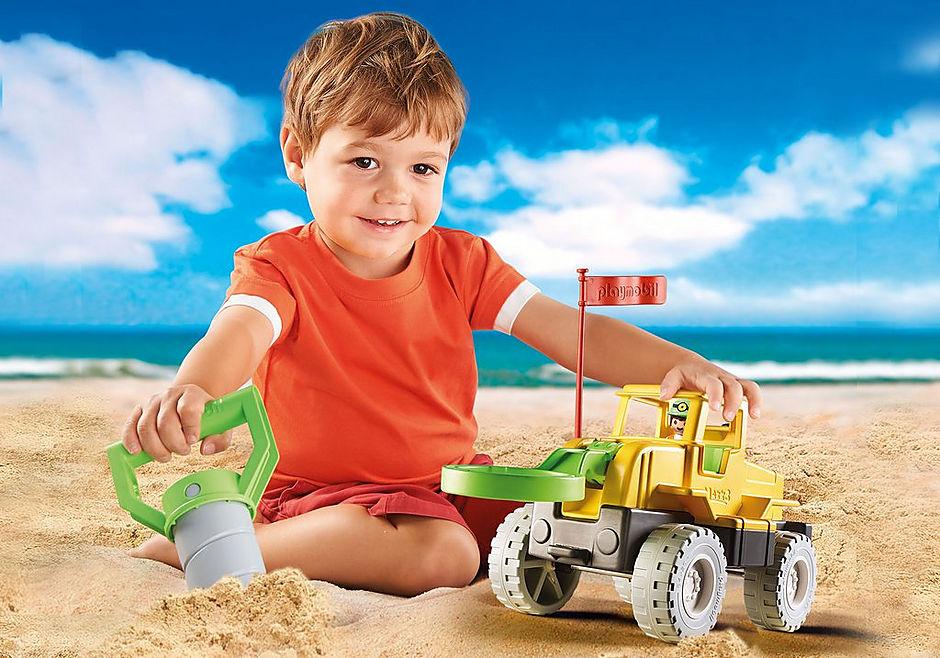 70064 Vrachtwagen met zandboor detail image 5