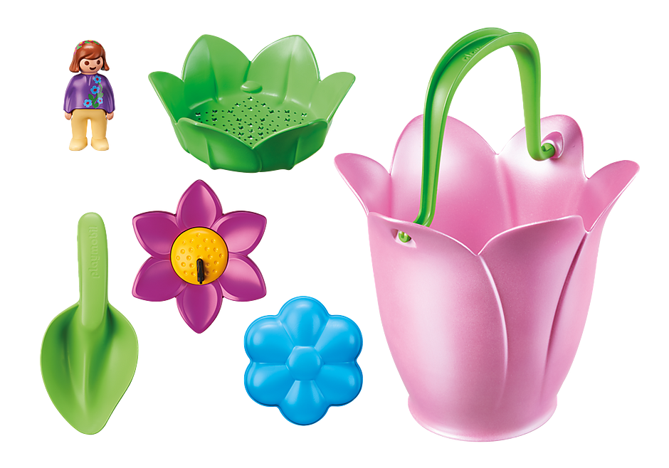 70065 Spring Flower Bucket detail image 4