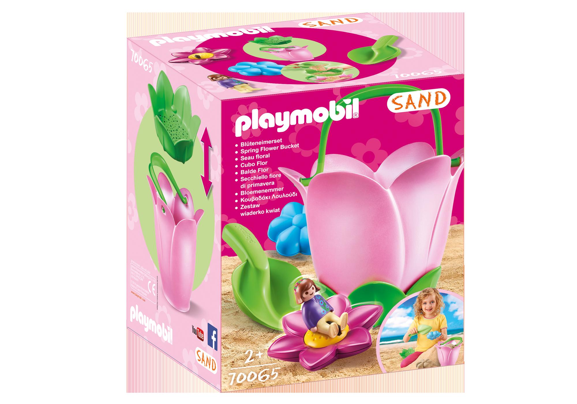 "http://media.playmobil.com/i/playmobil/70065_product_box_front/Sandeimerchen ""Frühlingsblume"""