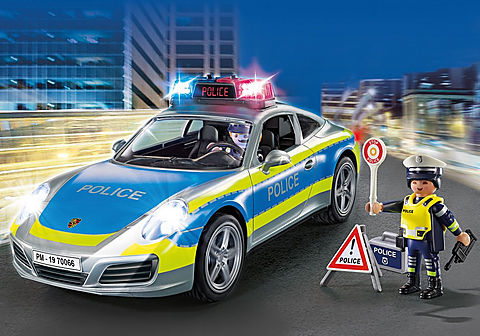 70066 Porsche 911 Carrera 4S Politie