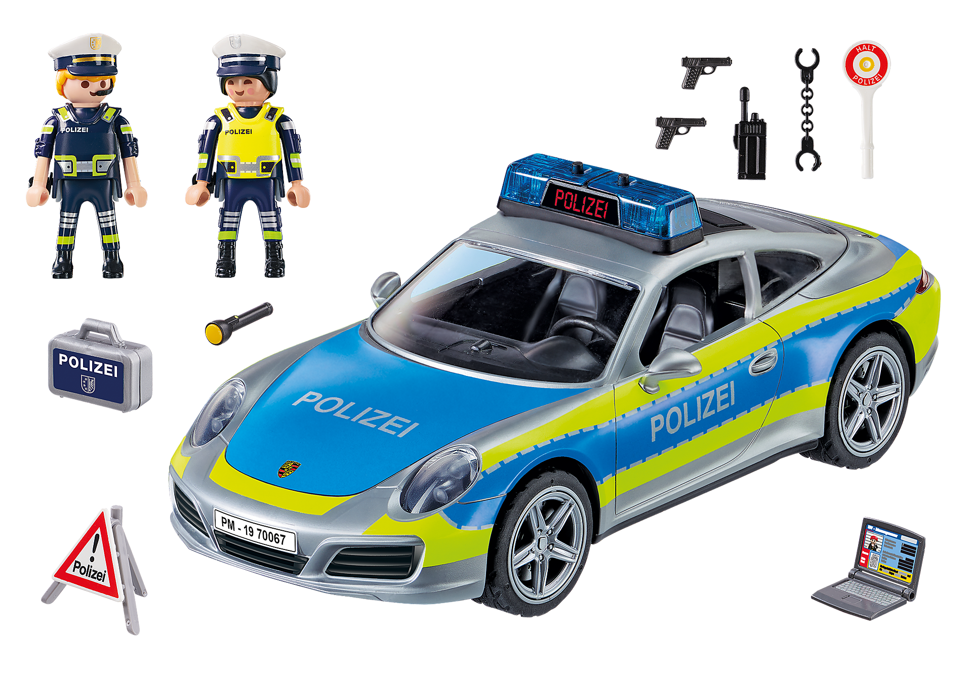 http://media.playmobil.com/i/playmobil/70067_product_box_back/Porsche 911 Carrera 4S Polizei