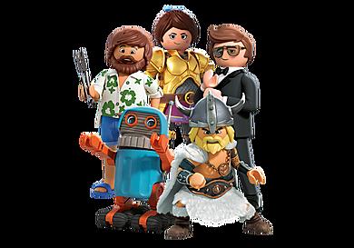 70069 Φιγούρες Playmobil the Movie (Σειρά 1)