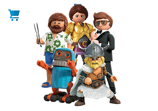 70069_product_detail/PLAYMOBIL: THE MOVIE Figuras (Série 1)