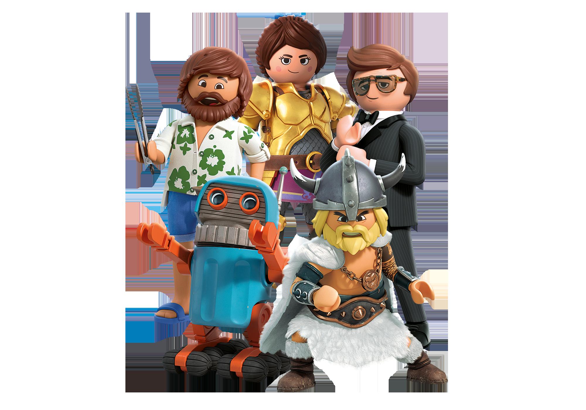http://media.playmobil.com/i/playmobil/70069_product_detail/PLAYMOBIL:THE MOVIE Figures (Serie 1)