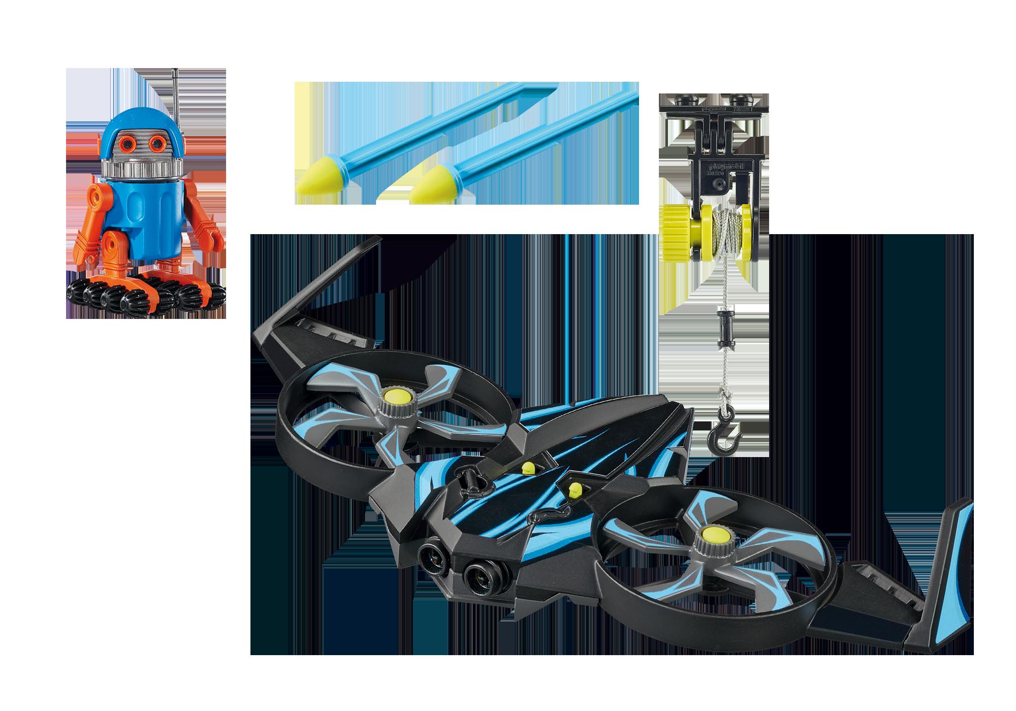 http://media.playmobil.com/i/playmobil/70071_product_box_back/PLAYMOBIL:THE MOVIE Robotitron with Drone