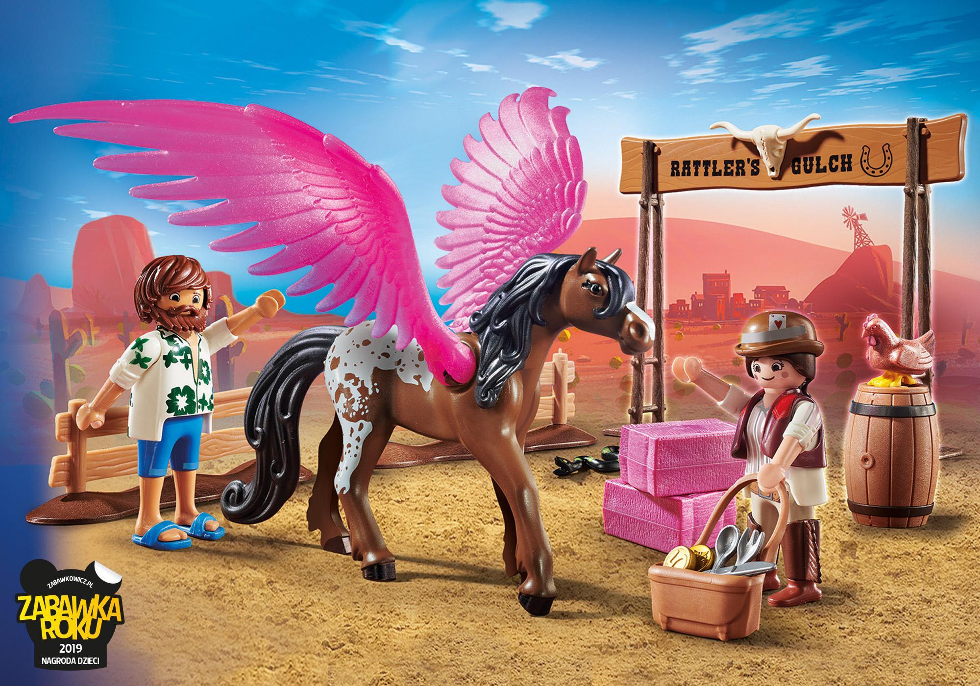http://media.playmobil.com/i/playmobil/70074_product_detail/PLAYMOBIL: THE MOVIE Marla, Dell i skrzydlaty koń