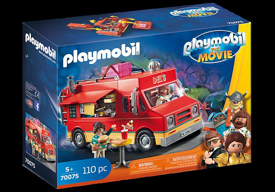 70075 PLAYMOBIL: THE MOVIE Del büfékocsija detail image 2