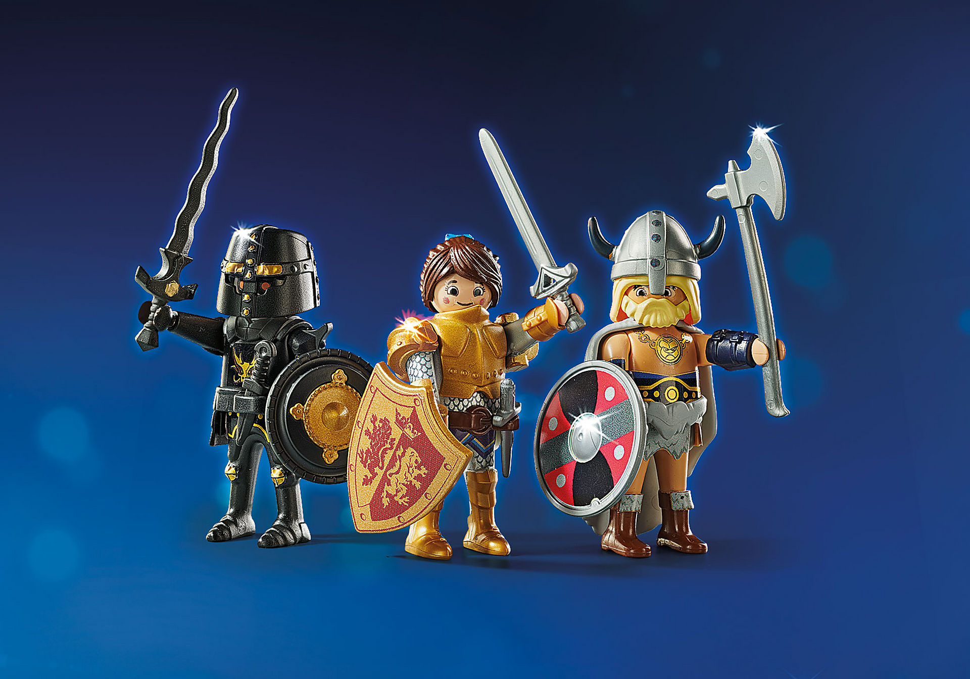 70076 PLAYMOBIL: THE MOVIE Empereur Maximus et Colisée  zoom image4