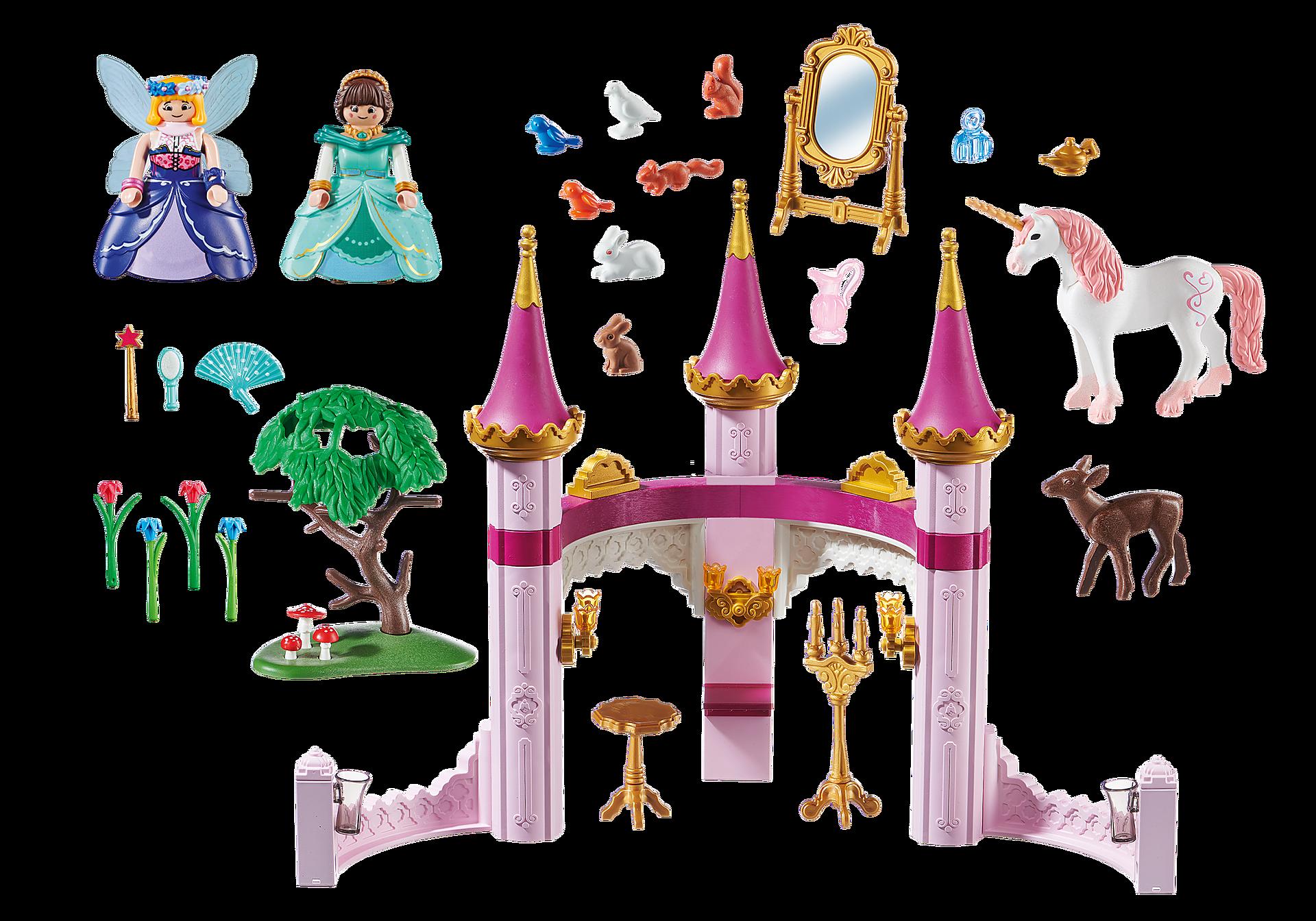 70077 PLAYMOBIL: THE MOVIE Marla et château enchanté  zoom image3