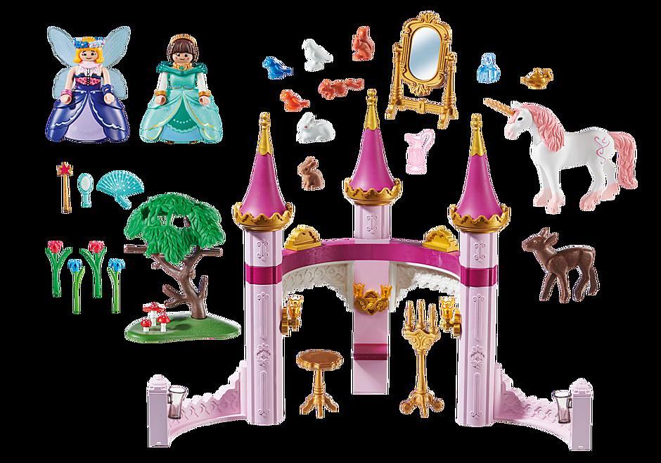 70077 PLAYMOBIL: THE MOVIE Marla in het Sprookjeskasteel detail image 3
