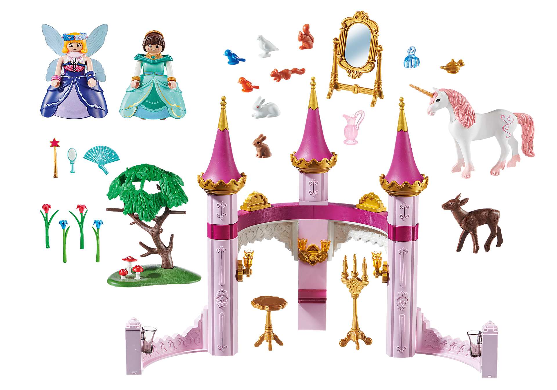70077 PLAYMOBIL:THE MOVIE Marla in the Fairytale Castle zoom image3