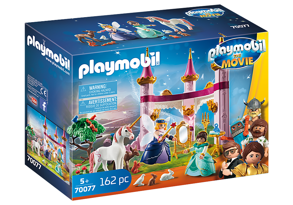 http://media.playmobil.com/i/playmobil/70077_product_box_front/PLAYMOBIL: THE MOVIE Marla no Palácio Conto de Fadas