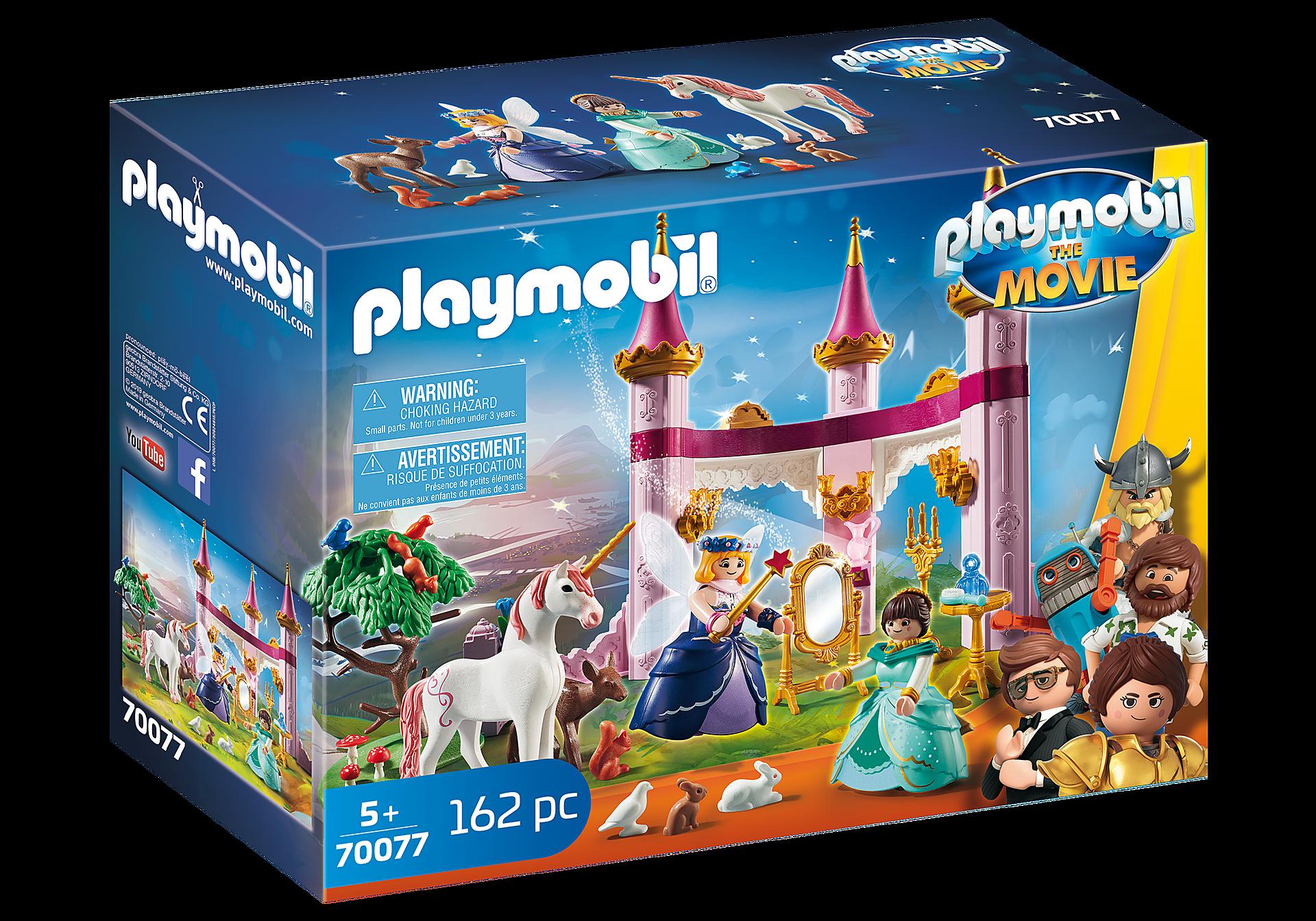 http://media.playmobil.com/i/playmobil/70077_product_box_front/PLAYMOBIL: THE MOVIE Marla no Palácio Conto de Fadas