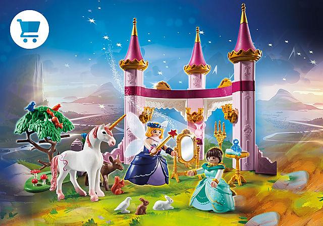 70077_product_detail/PLAYMOBIL: THE MOVIE Marla et château enchanté