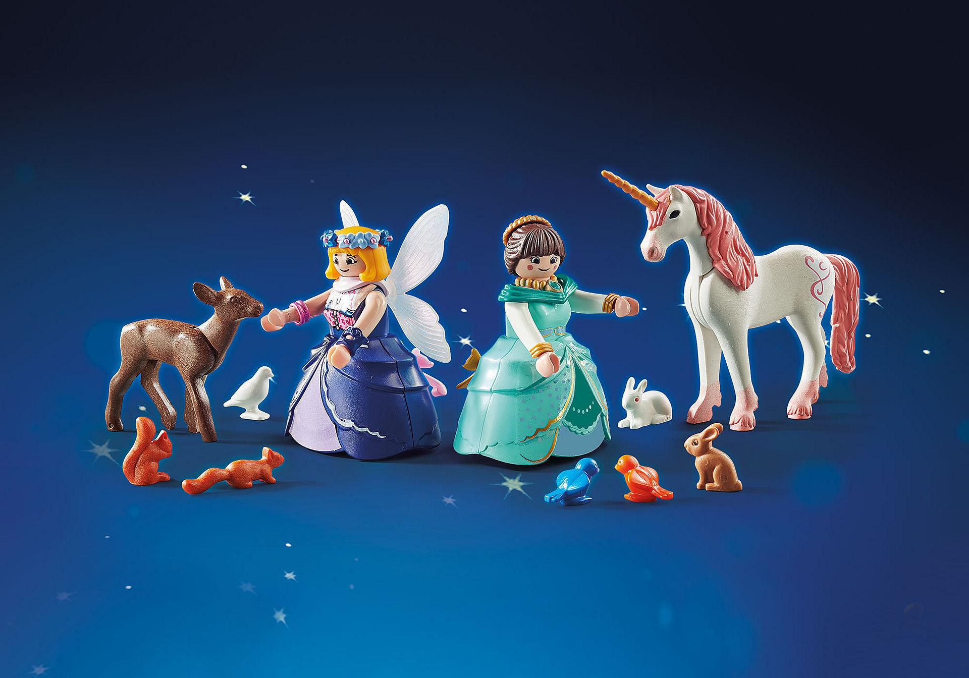 http://media.playmobil.com/i/playmobil/70077_product_extra1/PLAYMOBIL: THE MOVIE Marla en el Palacio Cuento de Hadas