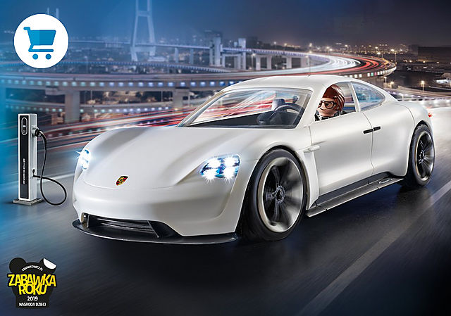 70078_product_detail/PLAYMOBIL: THE MOVIE Porsche Mission E Rex'a Dasher'a