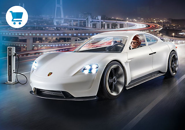 70078_product_detail/PLAYMOBIL: THE MOVIE Rex Dasher et  Porsche Mission E