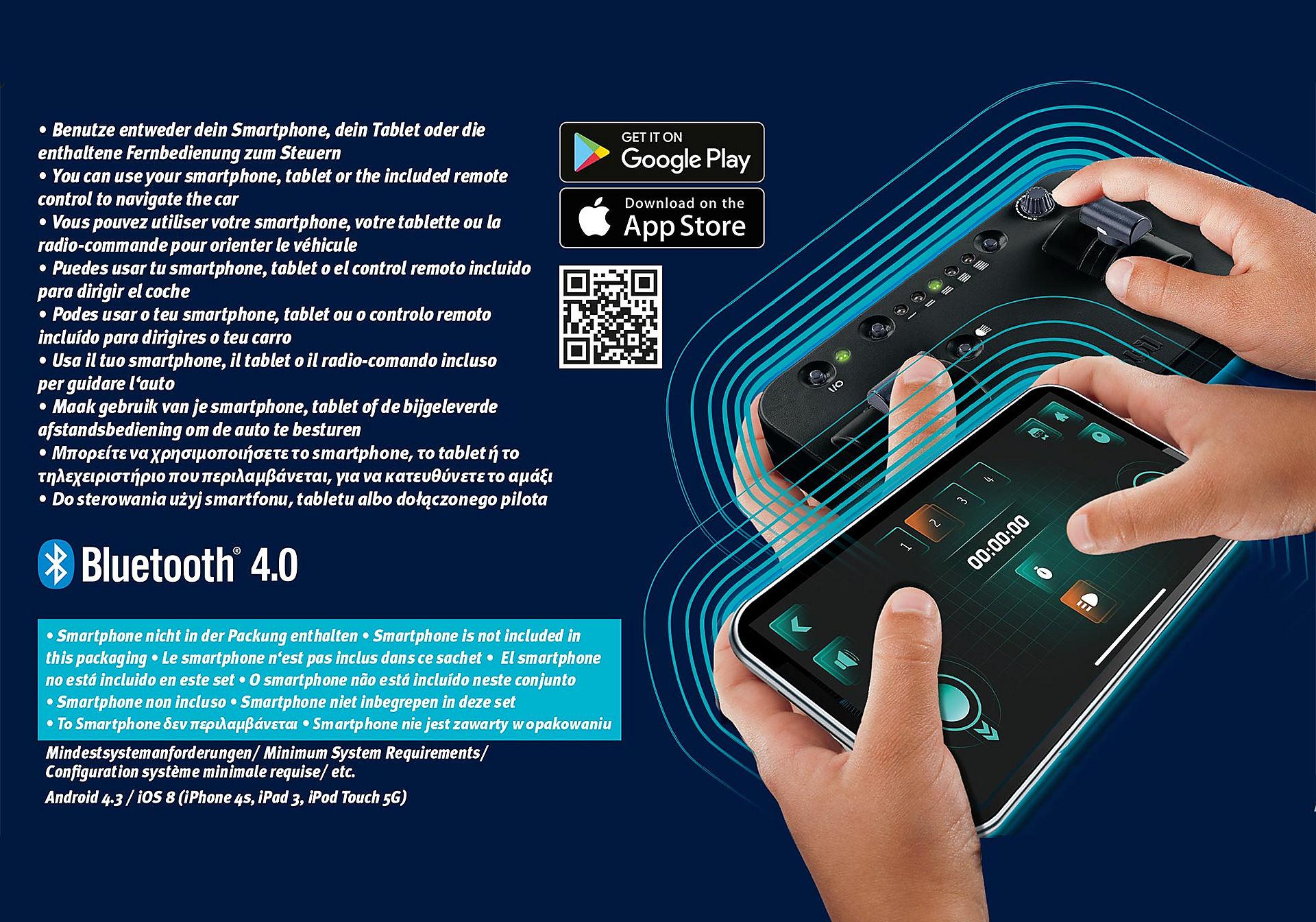 http://media.playmobil.com/i/playmobil/70078_product_extra5/PLAYMOBIL: THE MOVIE Porsche Mission E Rex'a Dasher'a
