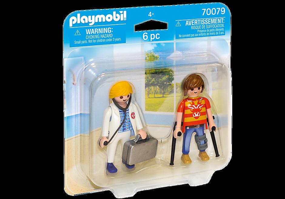 70079 Duo Pack Doctora y Paciente detail image 2