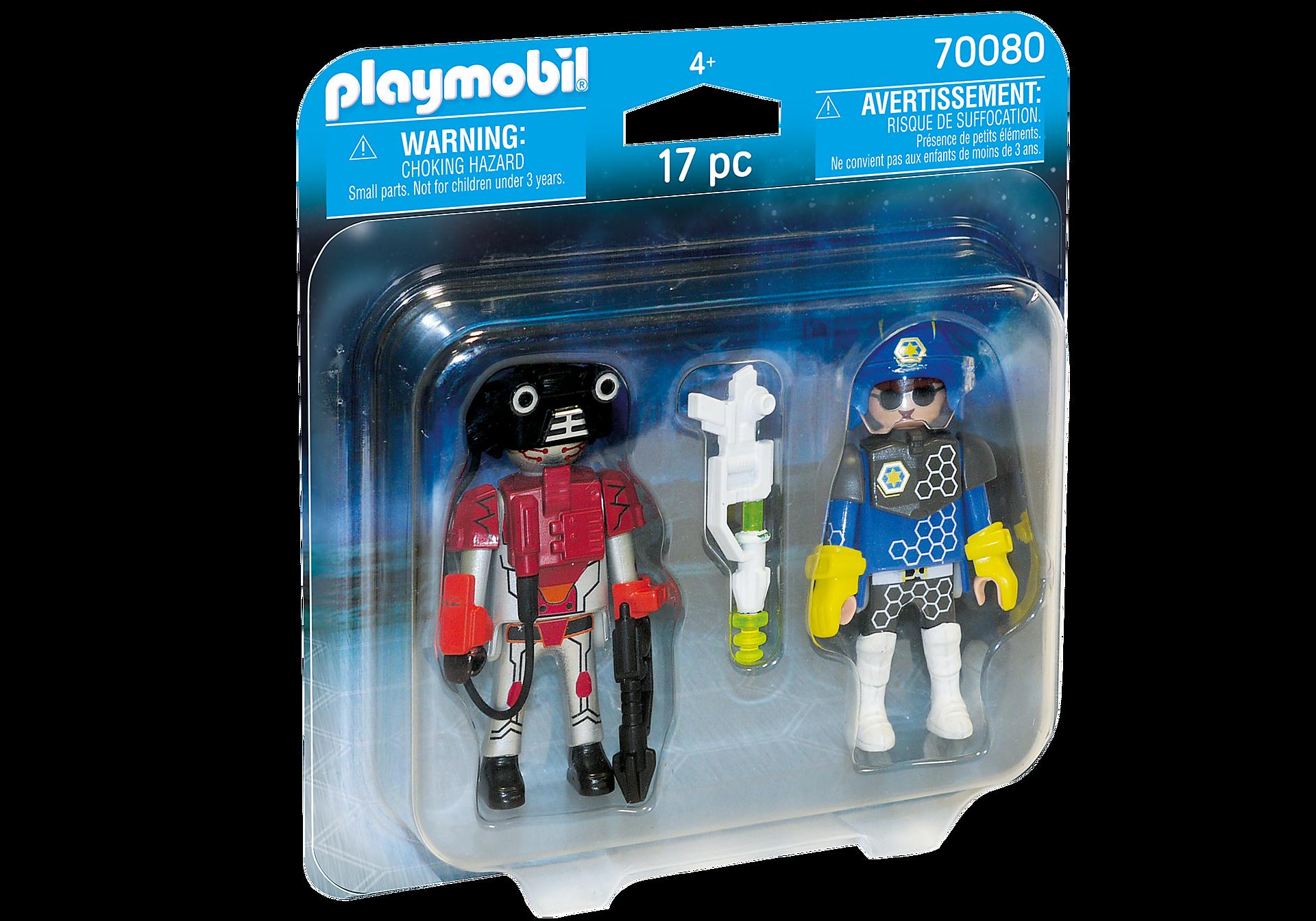 http://media.playmobil.com/i/playmobil/70080_product_box_front/DuoPack Policier de l'espace et robot