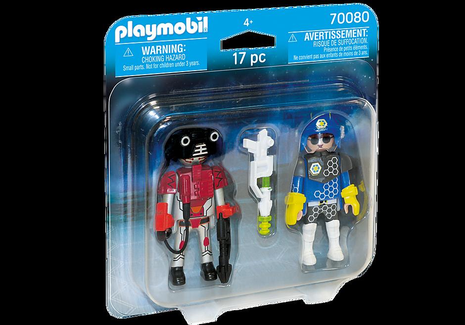 http://media.playmobil.com/i/playmobil/70080_product_box_front/DuoPack Ruimte agent en robot