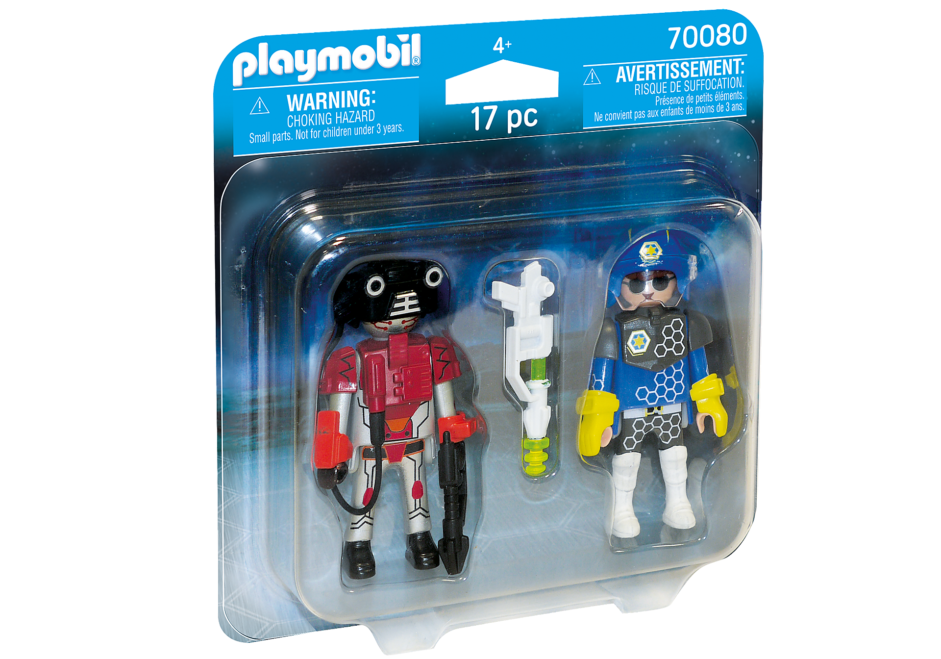 70080 DuoPack Space Policeman and Thief zoom image2