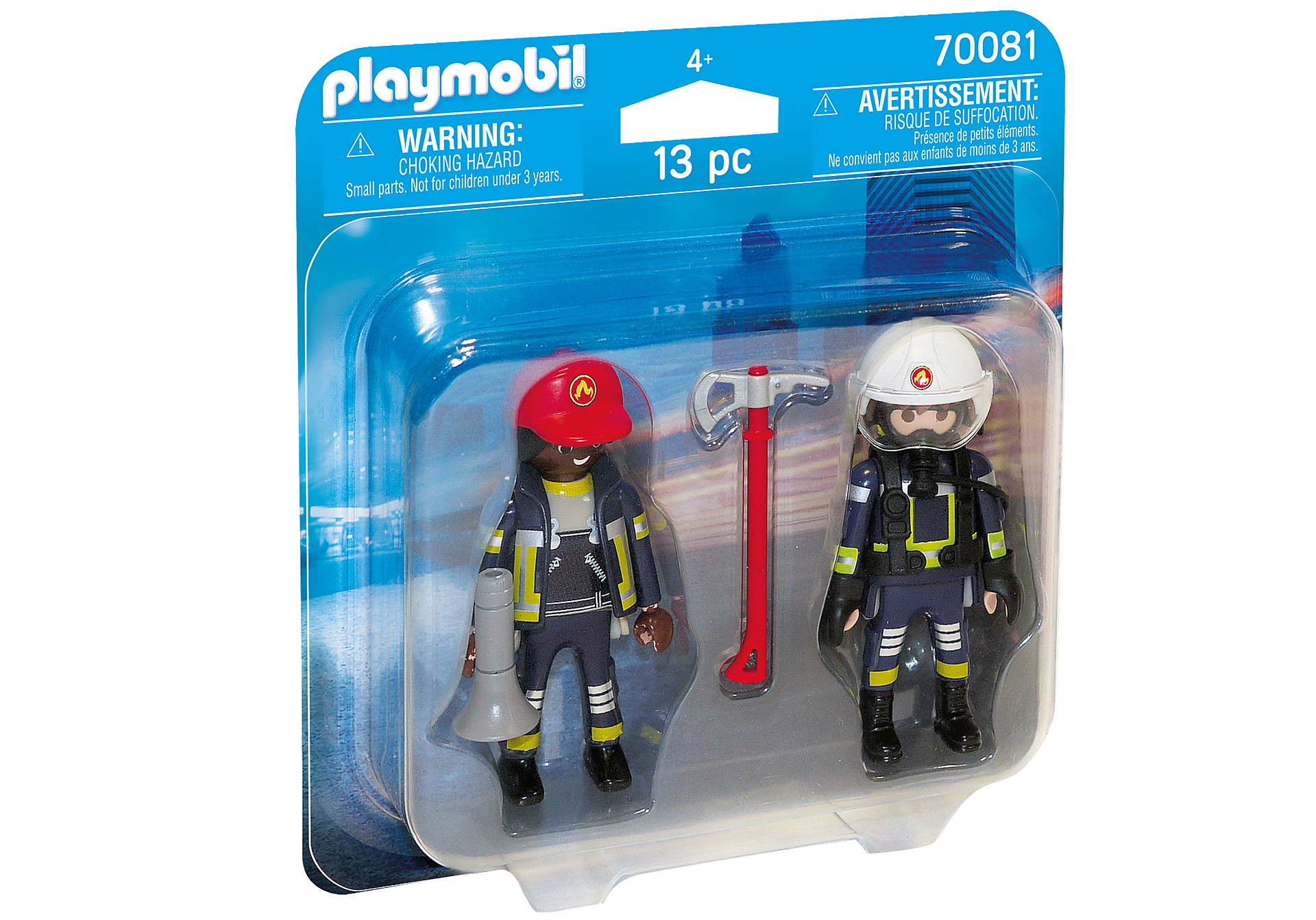 70081 Duo Pack Bomberos zoom image2