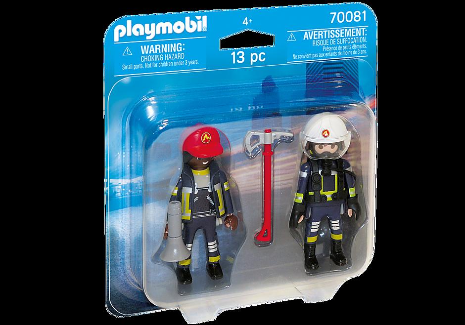 70081 DuoPack Feuerwehrmann und - Frau detail image 2