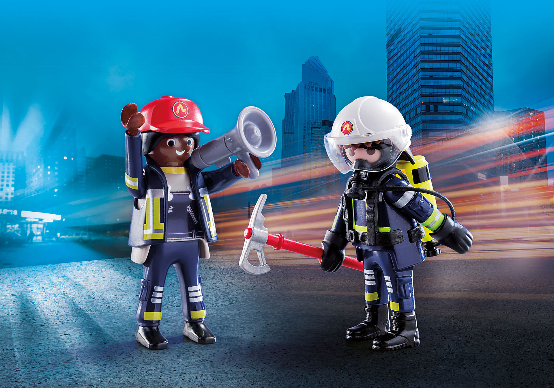 70081 Rescue Firefighters zoom image1