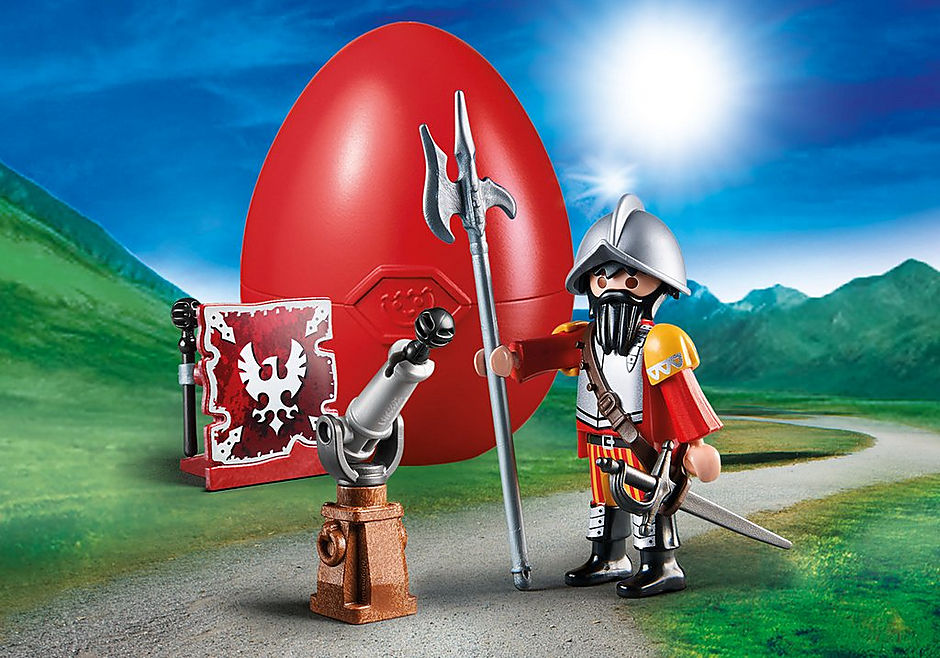 70086 Rycerz z armatą detail image 1