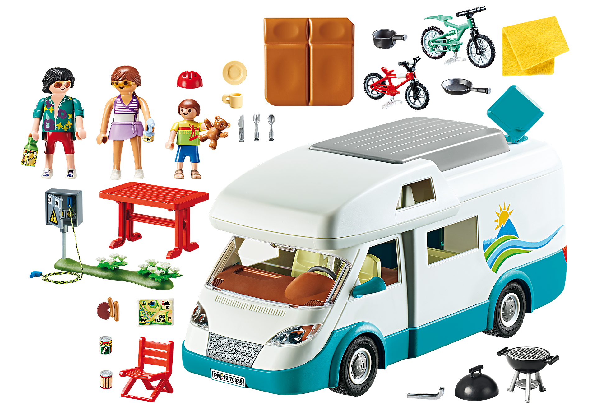 70088 Camper con famiglia in vacanza zoom image3