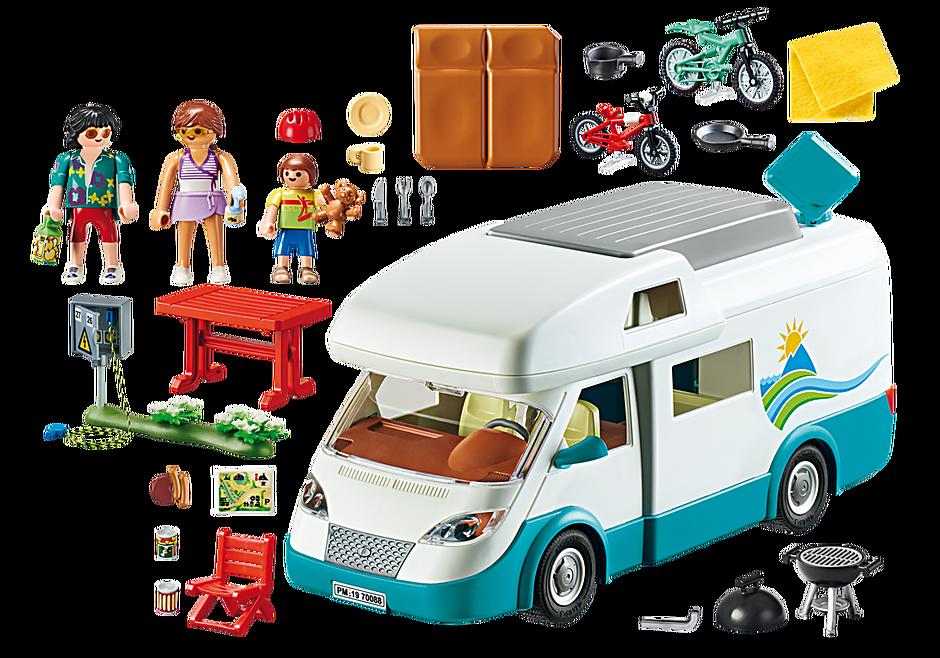 70088 Familien-Wohnmobil detail image 3