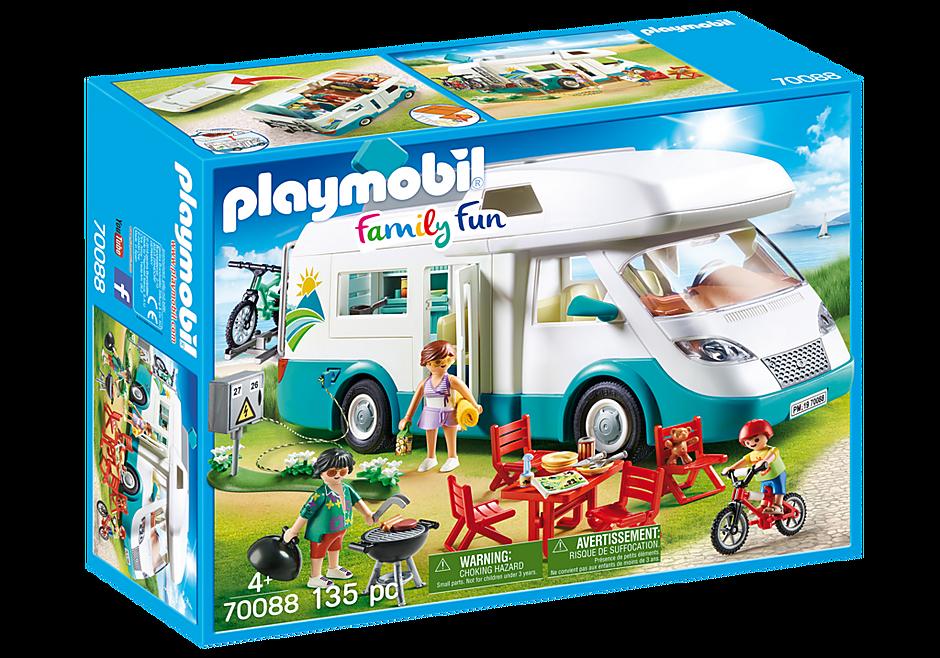 70088 Familien-Wohnmobil detail image 2
