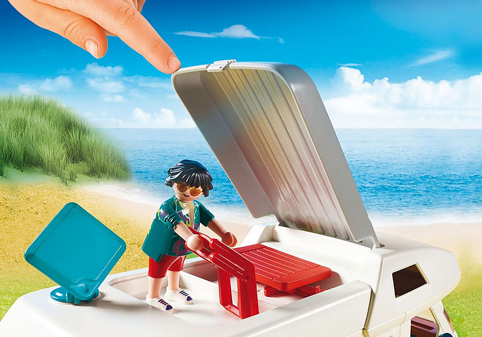 http://media.playmobil.com/i/playmobil/70088_product_extra3/Camper con famiglia in vacanza