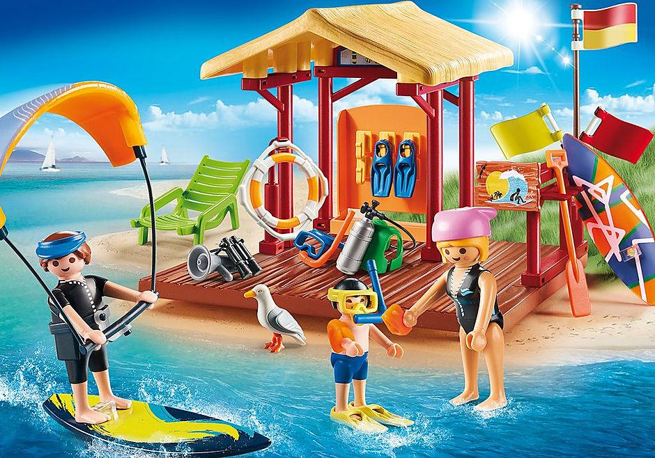 70090 Undervisning i vandsport detail image 1