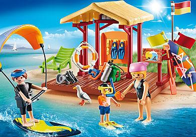 70090 Undervisning i vandsport