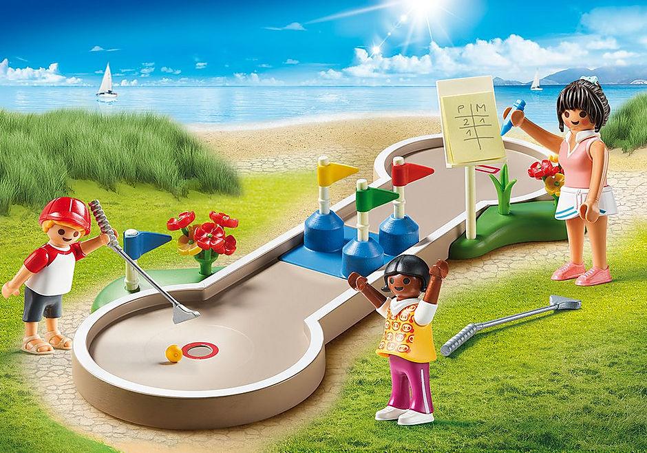 70092 Mini-golf detail image 1