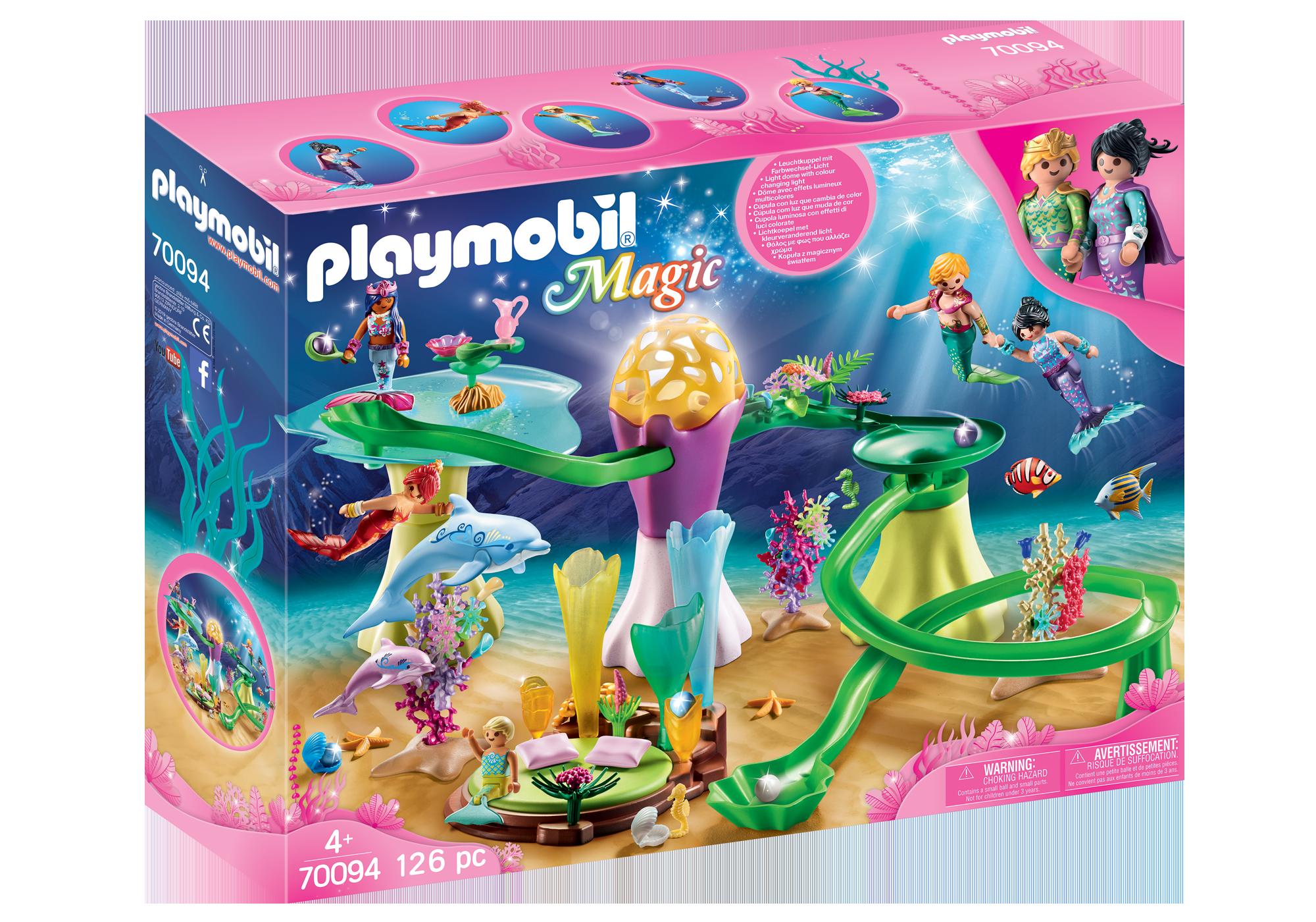 http://media.playmobil.com/i/playmobil/70094_product_box_front/Koraalpaviljoen met lichtkoepel