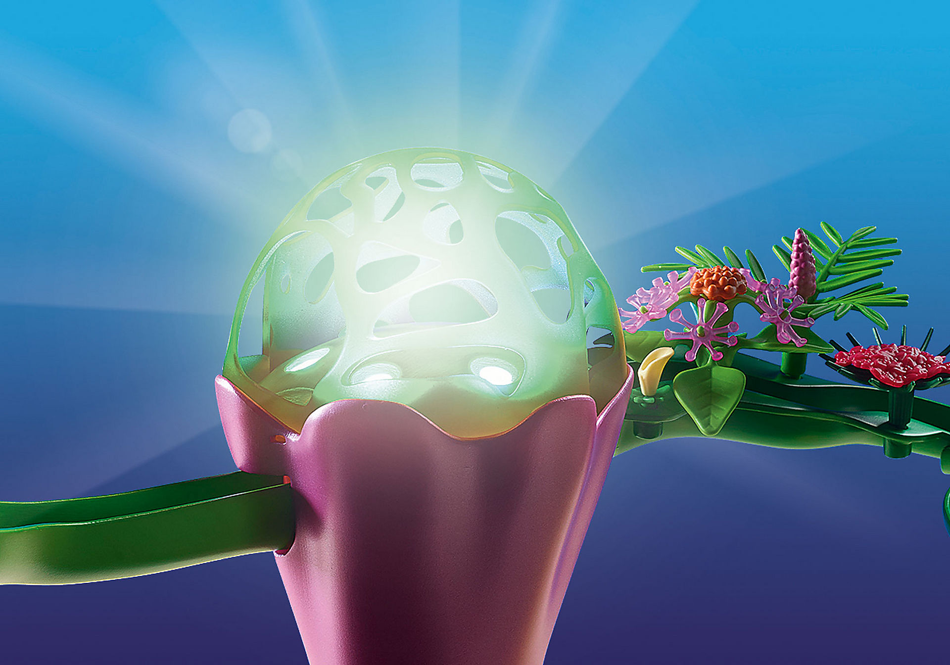 70094 Mermaid Cove with Illuminated Dome zoom image6
