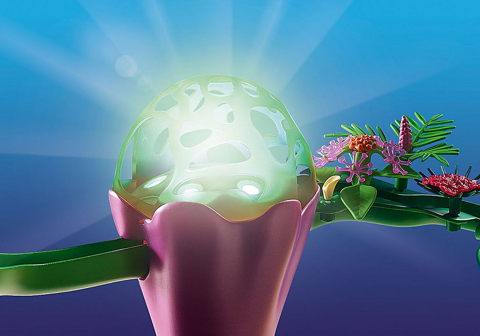 70094 Mermaid Cove with Illuminated Dome detail image 6