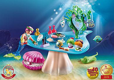 70096_product_detail/Schoonheidssalon met zeemeermin