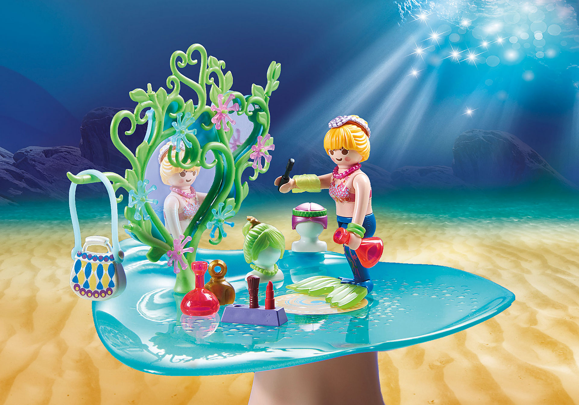 http://media.playmobil.com/i/playmobil/70096_product_extra2/Salon de beauté et sirène