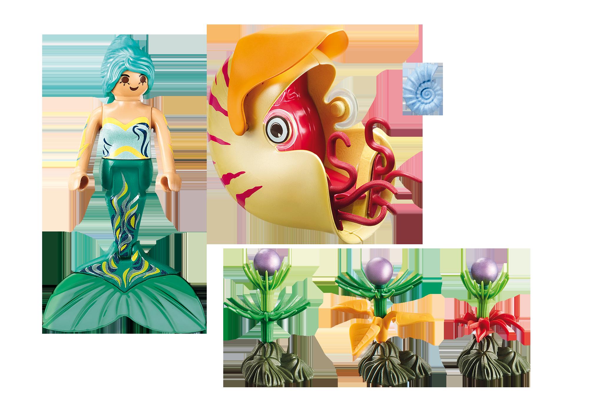 http://media.playmobil.com/i/playmobil/70098_product_box_back/Sirena con carrozza nautilus