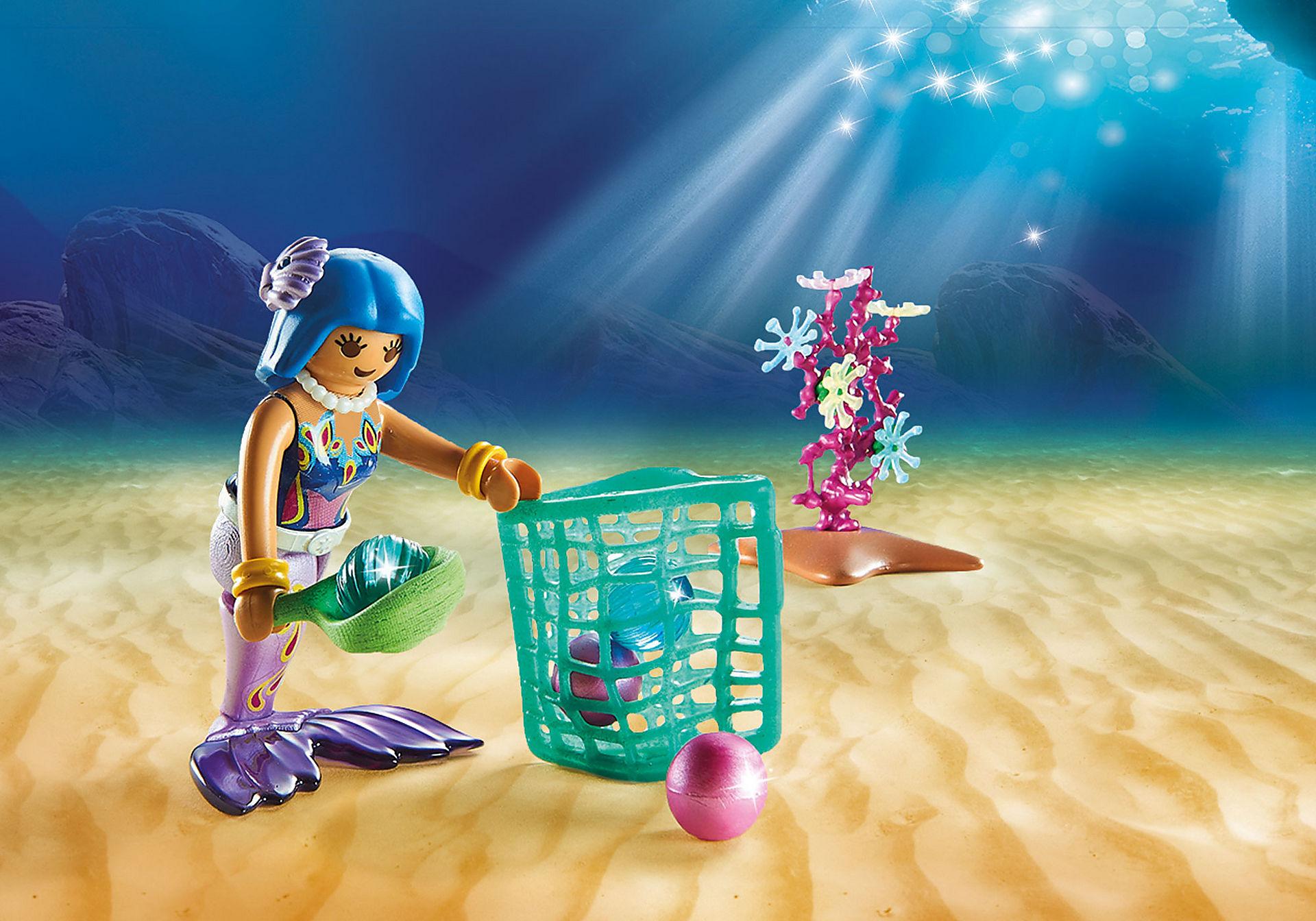 70099 Chercheurs de perles et raies zoom image5